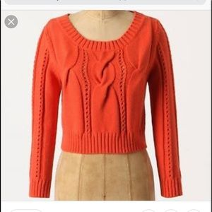 Anthropologie Far Away From Close sweater
